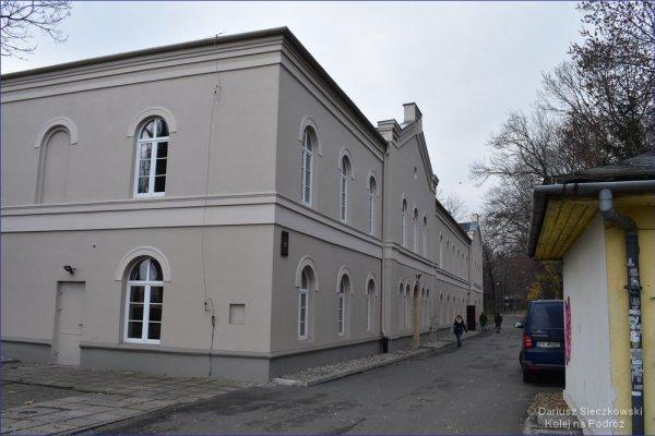 Stary dworzec kolejowy