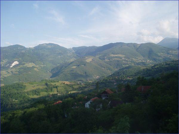 Sarajewo - Mostar