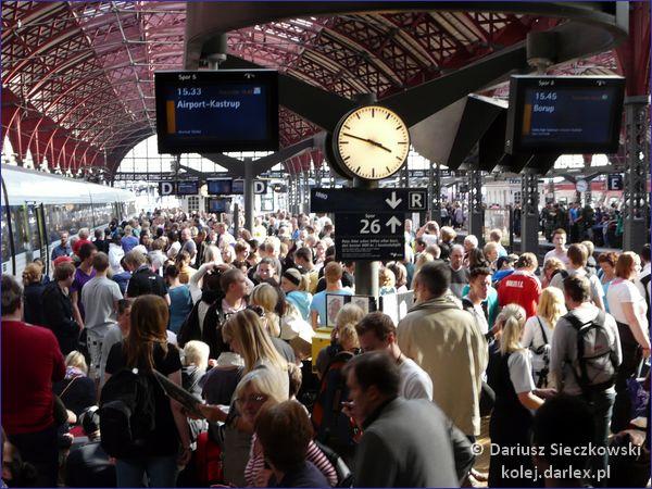 Dworzec w Kopenhadze