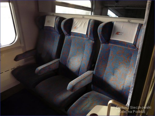 Express Intercity II klasa