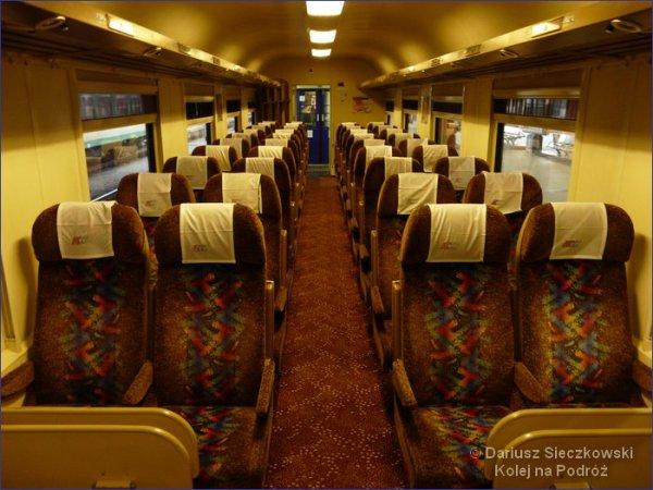 Express Intercity - bezprzedziałowy
