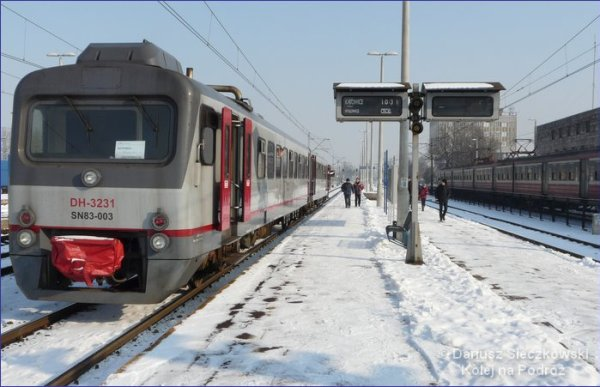 SN83 Koleje Śląskie