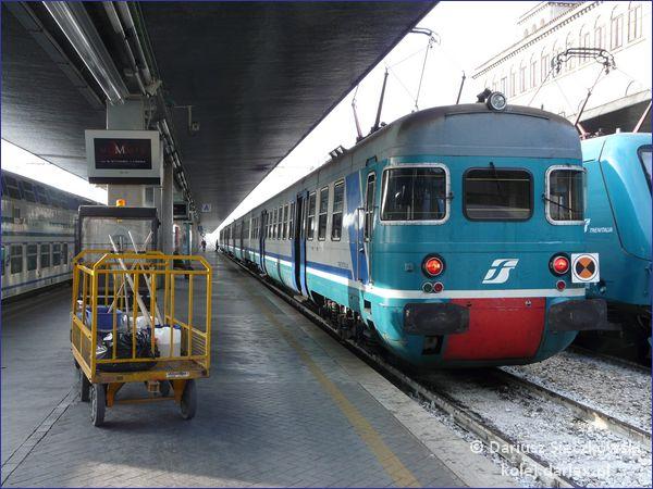 Włoski pociąg regionalny