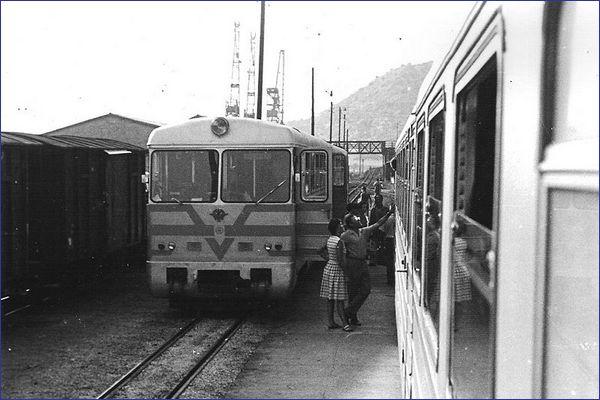 Dubrownik pociąg