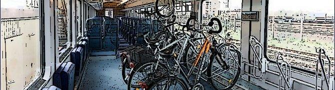Rower w pociągu – podróż pociągiem po Europie
