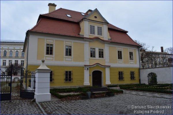Dom Ewangelicki