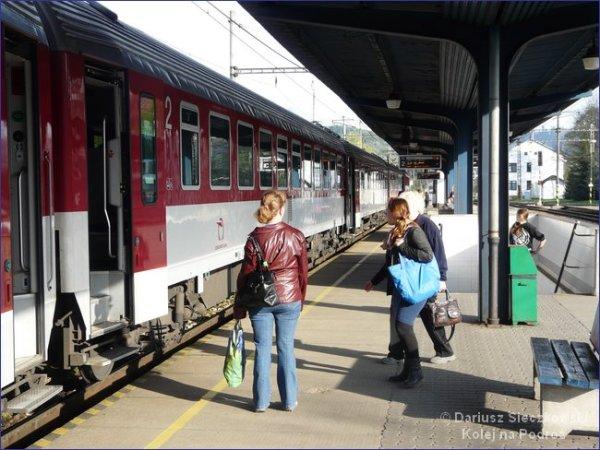 Pociąg Słowacja