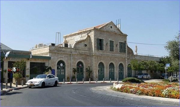 Jerozolima stacja