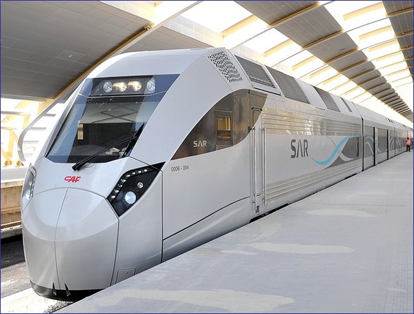 Arabia pociąg