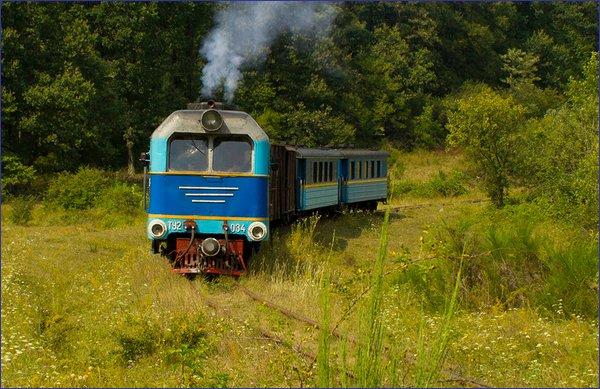 Borżawska Kolej Wąskotorowa