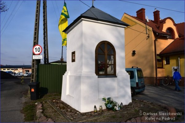 Leżajsk kapliczka