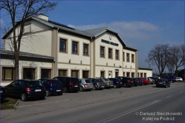 Przeworsk dworzec PKP