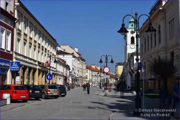 Ulica 3 Maja Rzeszów