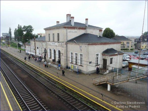 Choszczno dworzec