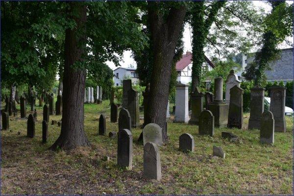 Cmentarz żydowski w Pszczynie