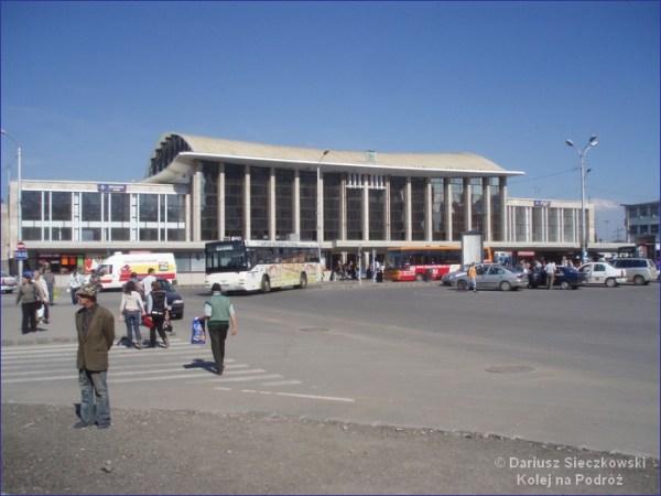 Braszów dworzec