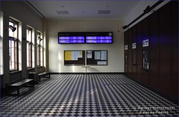 Nowy Sącz dworzec