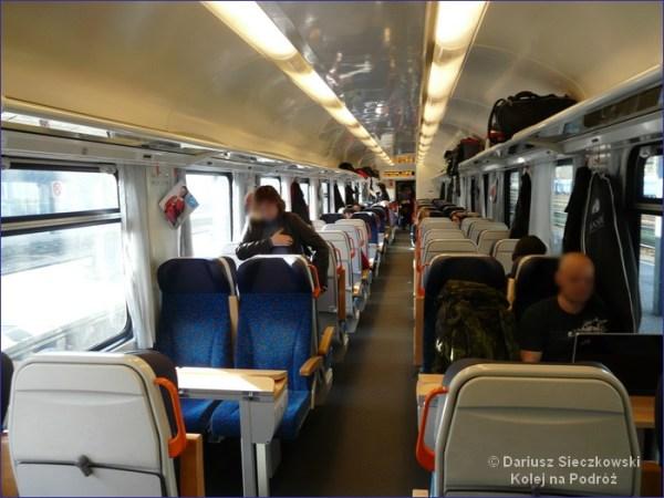 Pociąg Praga - Żylina