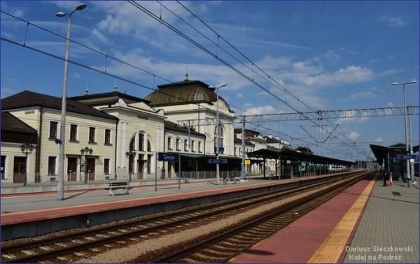 Tarnów dworzec