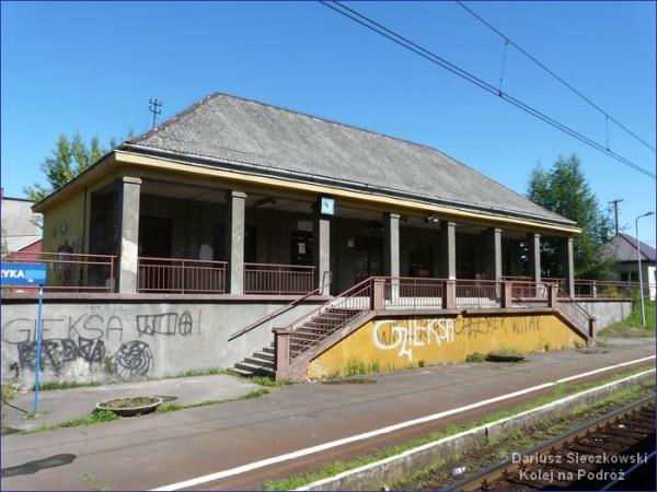Chełmek - stacja kolejowa