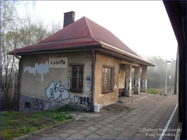 Kaniów stacja kolejowa