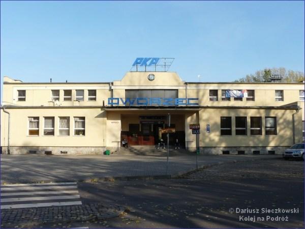 Nysa dworzec