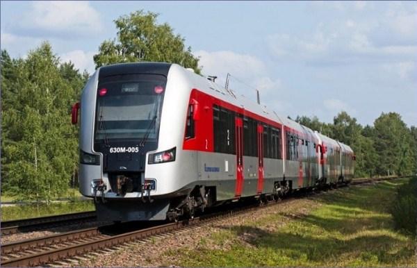 Kolej na Litwie