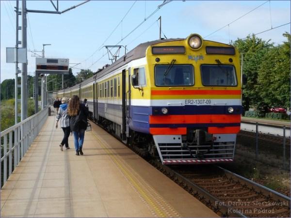 Kolej na Łotwie