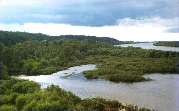 Rzeka Prypeć