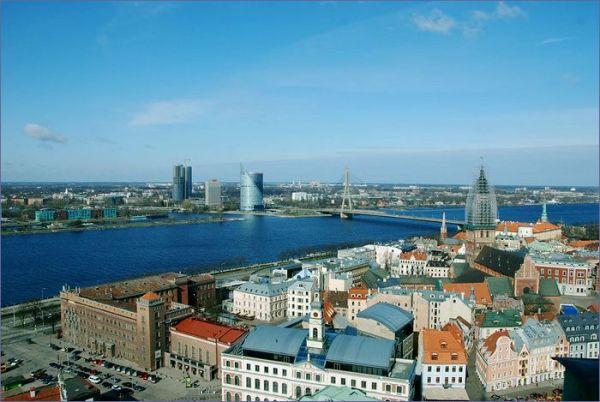 Największe atrakcje Łotwy