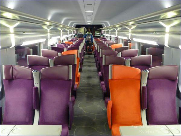 Pociągiem do Paryża - TGV