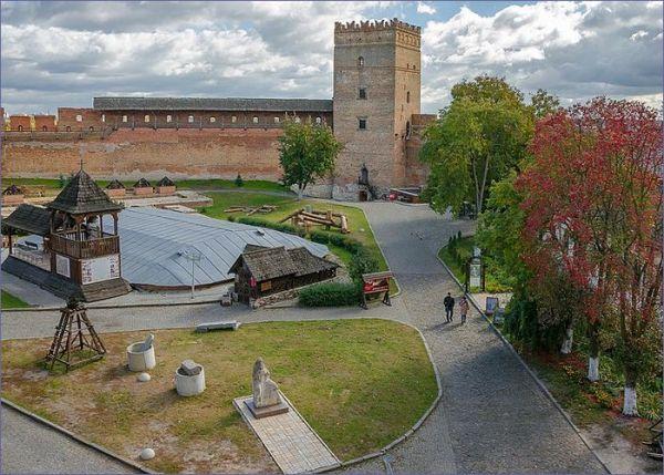Łuck zamek