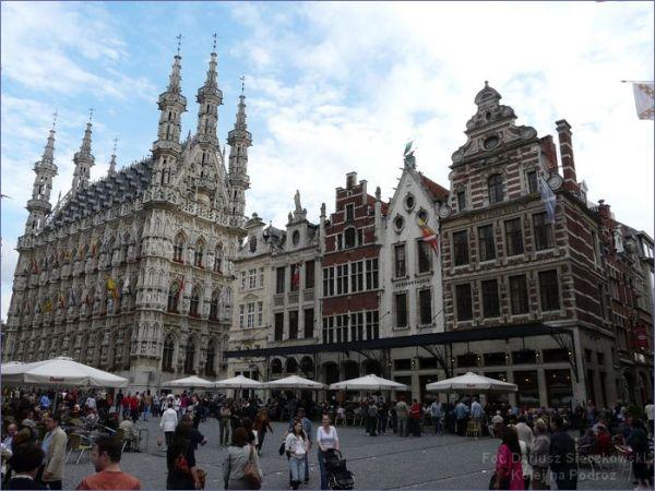 Największe atrakcje Belgii