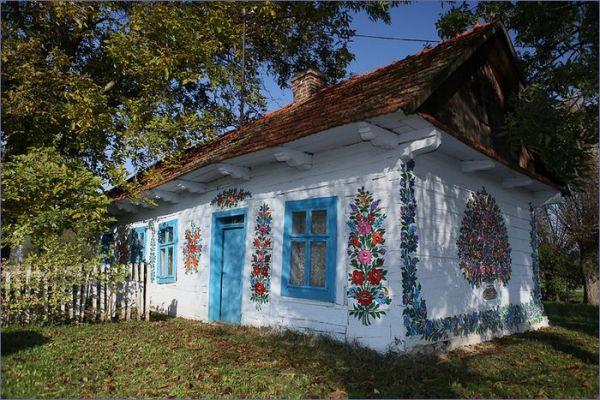 Najpiękniejsze polskie wsie