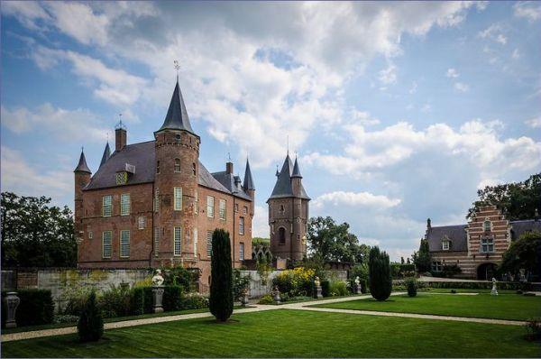 Holenderskie zamki