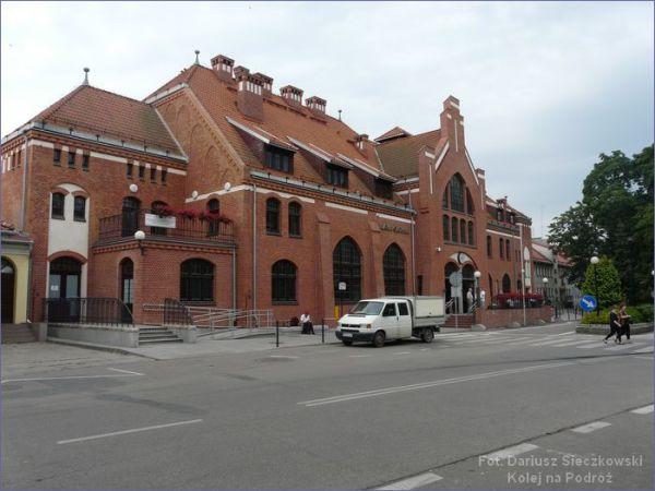 Iława dworzec