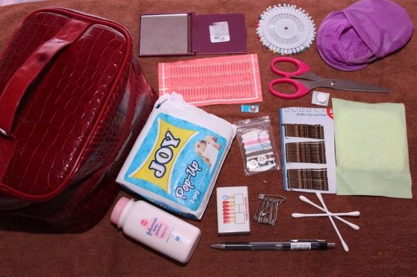 wedding, wedding emergency kit, wedding planner in laguna, batangas wedding