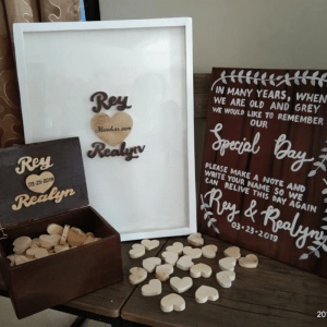 wedding guestbook; wedding planner; wedding package philippines