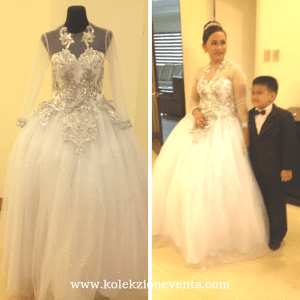 event planner in batangas,batangas debut gown