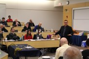 Speaking at the Ross School of Business