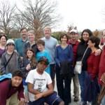 Mitzvah class DC Trip 2012