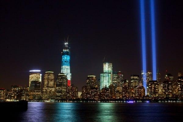 Twin Tower 9/11 Memorial