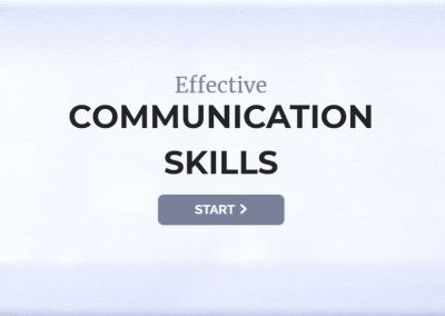Effective Communication eLearning Course