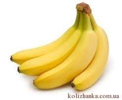 банани проти втоми