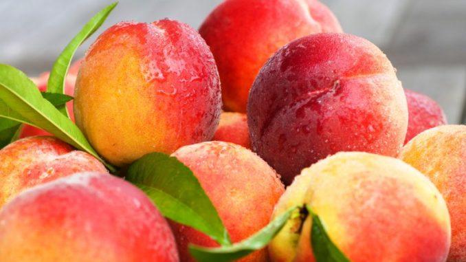 Персики та нектарин. Корисні властивості, та як краще вживати?