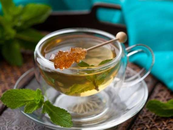 Марокканський м'ятний чай із корицею