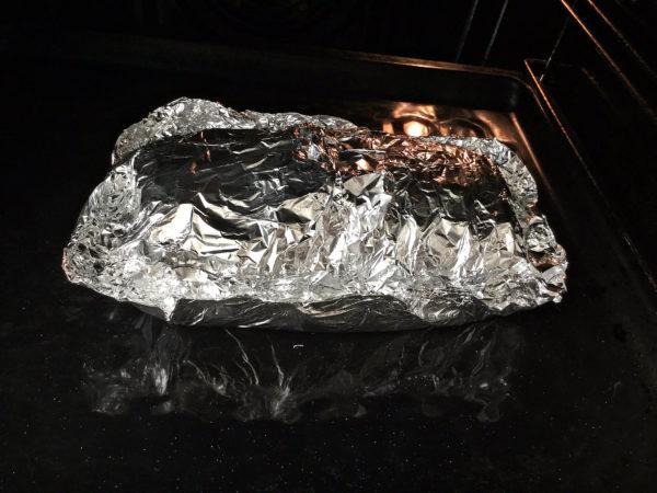 домашняя вырезка в духовке
