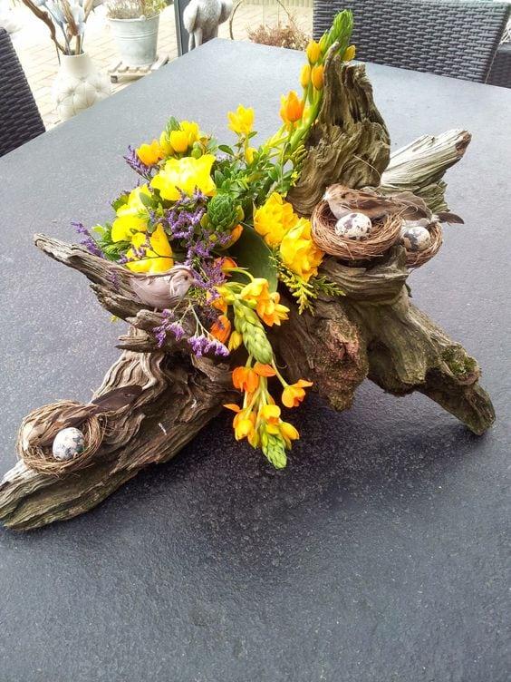 Пасхальна флористика та декор 45 ідей з фото (19)
