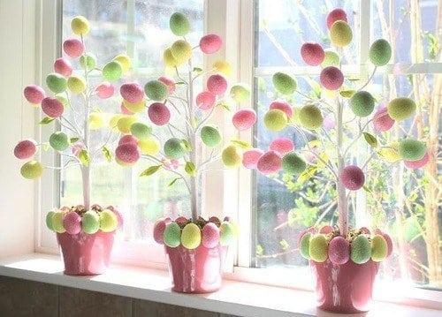 Пасхальна флористика та декор 45 ідей з фото (20)