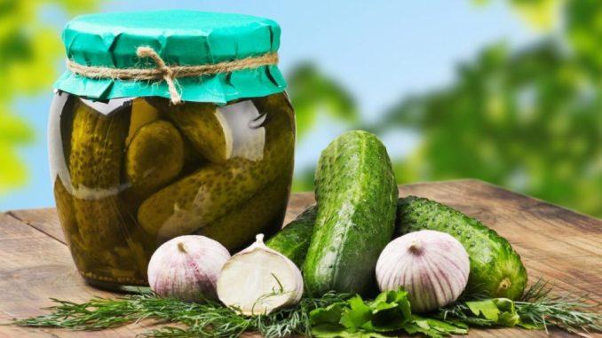 Солоні (квашені) огірки на зиму: покроковий рецепт хрумких огірків